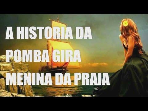 Pombagira Menina Da Praia Umbanda Letrascom
