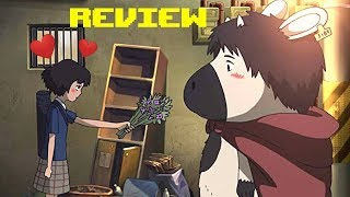 Satellite Girl And Milk Cow Review - Crowned Cryptid