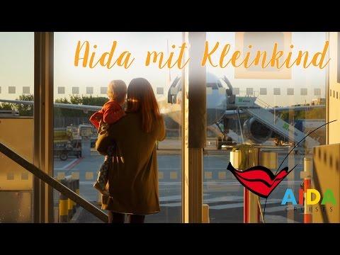 Aida mit Kleinkind I Anreise , Balkonkabine , Seenotrettungsübung I Mellis Blog ,