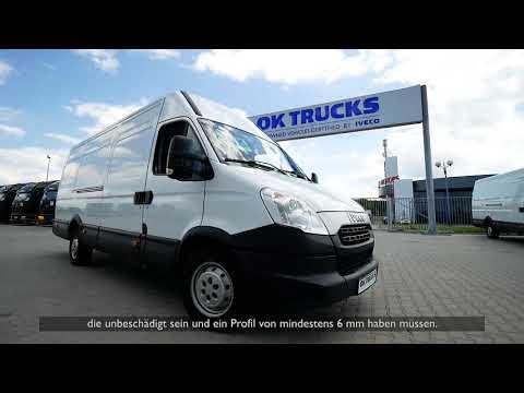OKTRUCKS - Iveco Daily - Deutsch