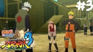 Naruto Storm 3 FULL BURST (PC) Gameplay Walkthrough #3