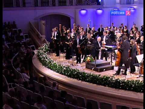 К 60-летию оркестра Московской филармонии
