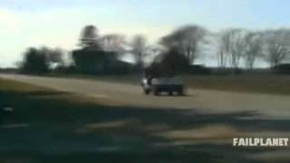 video golf cart fail compilation