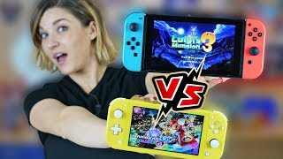 Switch Lite vs Switch quale comprare e perchè!