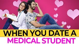 When you date a Medical Student | MBBS wali Girlfriend