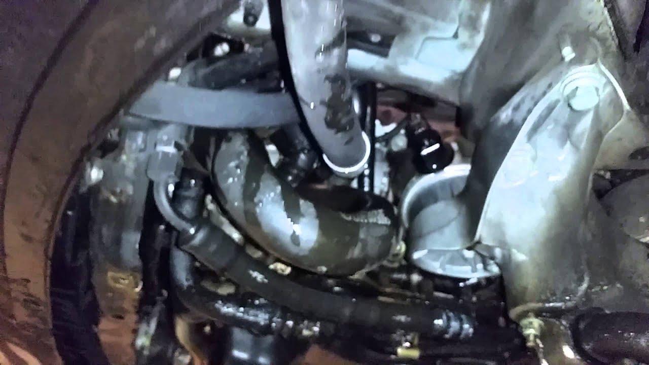 2013 Vw Beetle Fuse Diagram 2005 Audi A6 Power Steering Failure Youtube
