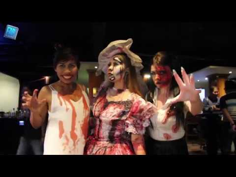 HALLOWEEN - Zombies, Ghosts & Ghouls at Dicey Reilly's Pattaya