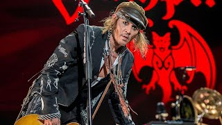 Johnny Depp on Depression and Feeling 'Low' During Personal and Financial Crisis