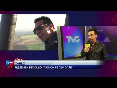 Entrevista a Carlo Pop por TVC México 2018
