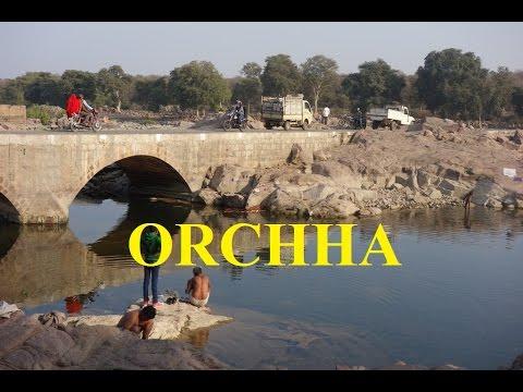 India/Beautiful Orchha Betwa River Part 9 (HD)