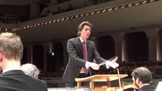 Brahms: Symphony no. 3, op. 90 - 3rd movement