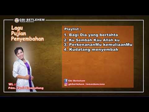 Lagu Pujian Penyembahan - Worship Leader : Pdm Yanti Simanullang #1
