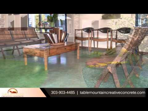 Table Mountain Creative Concrete | Excavating Services in Golden