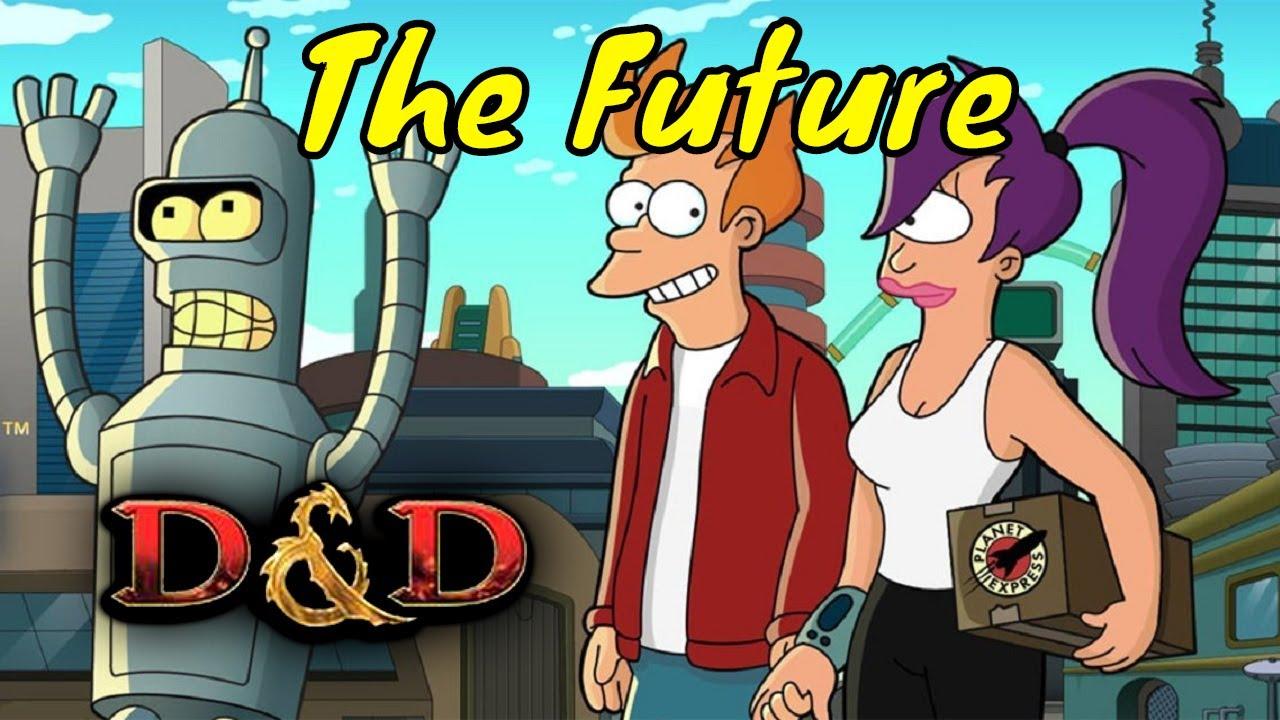 hit animated series futurama - 1140×640