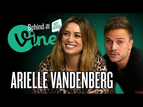Behind the Vine with Arielle Vandenberg & Matt Cutshall  DAILY REHASH  Ora TV