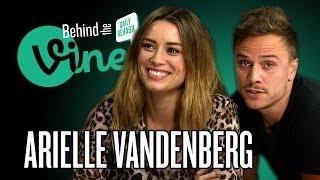 Behind the Vine with Arielle Vandenberg (& Matt Cutshall)   DAILY REHASH   Ora TV