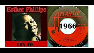 Скачать Esther Phillips Try Me Vinyl