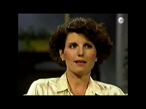 Lucie Arnaz on Dr. Ruth Show - Sept. 1986
