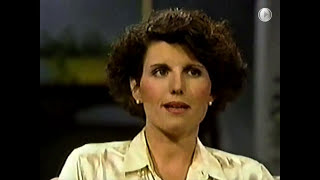 Lucie Arnaz on Dr. Ruth Show, 1986 (daughter of Lucille Ball & Desi Arnaz)