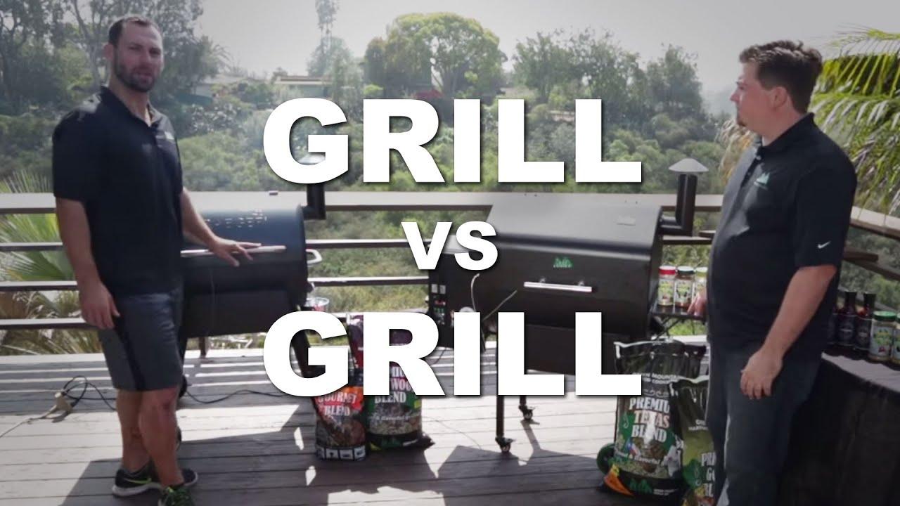 Wood Pellet Grill Comparison