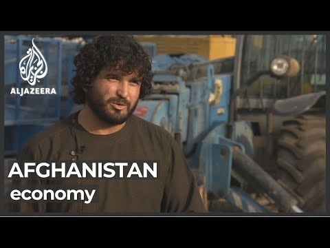 Afghan businesses struggle after Taliban takeover