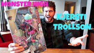 MONSTER HIGH - BRAND BOO STUDENTS - KJERSTI TROLLSON - DOLL REVIEW thumbnail