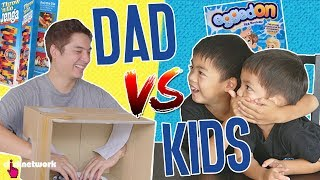 Dad vs. Kids - Daddy Diaries: EP9