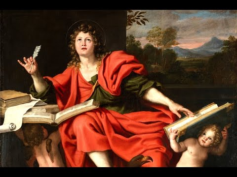St. John The Apostle HD
