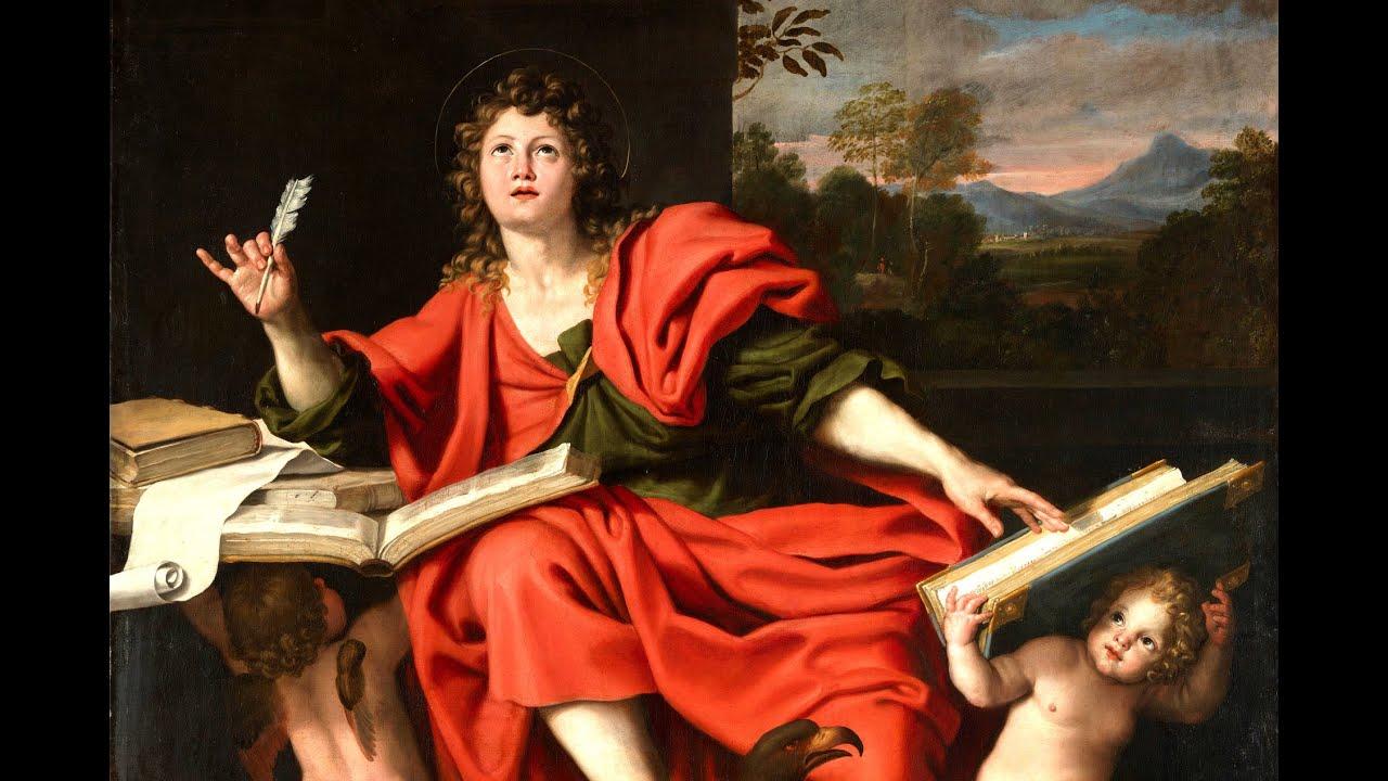 st john the evangelist essay