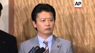 Foreign Ministry spokesman says Japan recalling ambassador over Lee visit