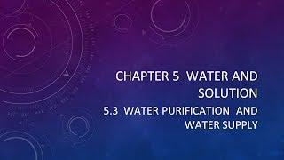 KSSM 2018 Science Form 2 Chapter 5 5 3