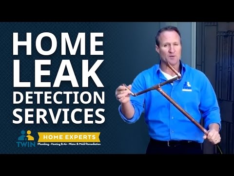 Leak Detection Services in Addison