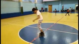 Почему нравится кататься на роликах? Открытые уроки школы Роллер-Омск