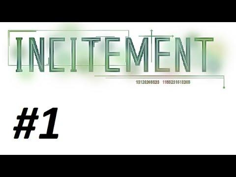 Incitement - a sci-fi thriller #1 |