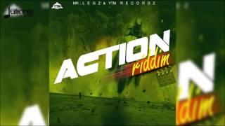 "Shal Marshall - Serious Wining (Action Riddim) ""2017 Soca"""