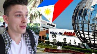 FILIPINO MALLS ARE INSANE! Mall of Asia / Last Day in Manila, Philippines