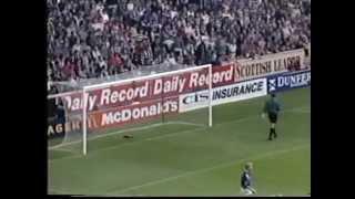 Rangers v Dundee U 24/8/96
