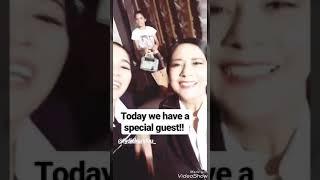 Naysilla Mirdad dan Mamanya di Lokasi Syuting Orang Ketiga Episode 85 86 87 ~ 11 Maret 2018
