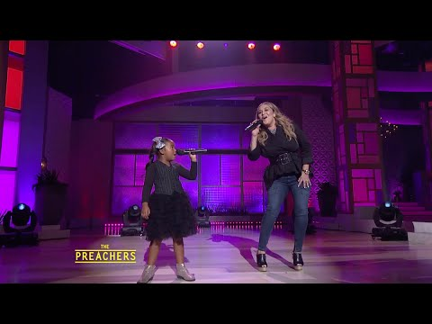 Joy Enriquez and Daughter Heavenly Perform 'Shine'