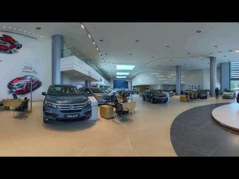 Alghanim Kuwait - Honda Cars Showroom Al-Rai