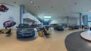 Alghanim Kuwait - Honda Cars Showroom Al-Rai