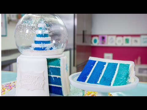 edible-snow-globe-cake-&-other-christmas-cake-ideas!-|-how-to-cake-it-step-by-step