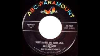 Joe Bennett and The Sparkletones - Penny Loafers and Bobby Socks