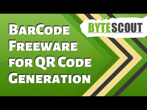 How to generate(display) QR Code barcode using Bytescout BarCode SDK