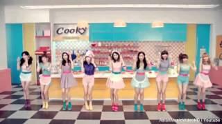 Girls' Generation - Cooky MV 720p HD