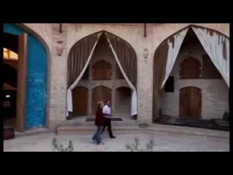 This Is Iran Beautiful City of Yazd Iran.  Centre Of Zoroastrian Culture