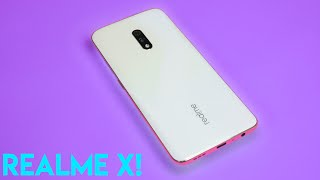 """[HINDI] Realme X Impressions- What's the """"X"""" factor?"""