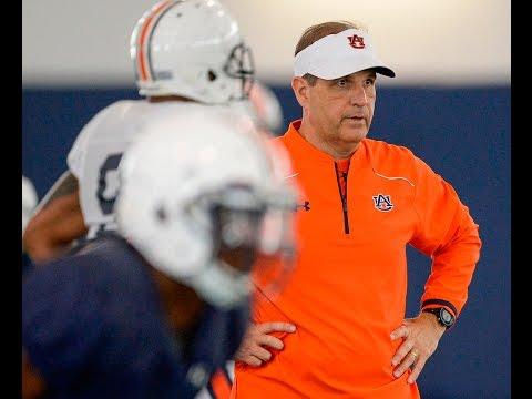 Auburn defensive coordinator Kevin Steele gives final spring defensive update