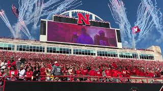 Nebraska Football: Huskers Go Back to Basics With Tradition-Themed Tunnel Walk vs. Minnesota 2018