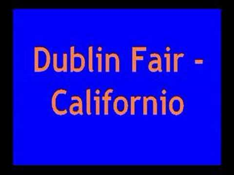 Dublin Fair - Californio